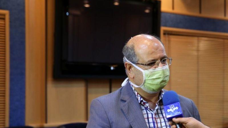 نامه زالی به وزیر بهداشت در پی شیوع ویروس کرونا