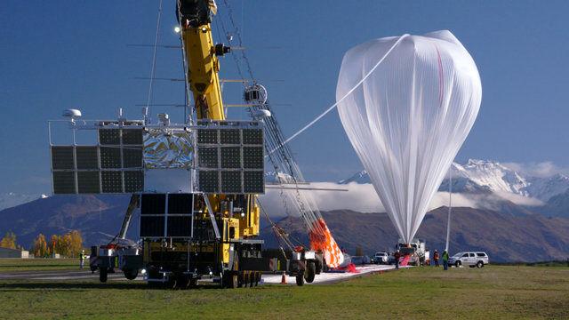 بازگردانی بالون گمشده ناسا پس از یک سال