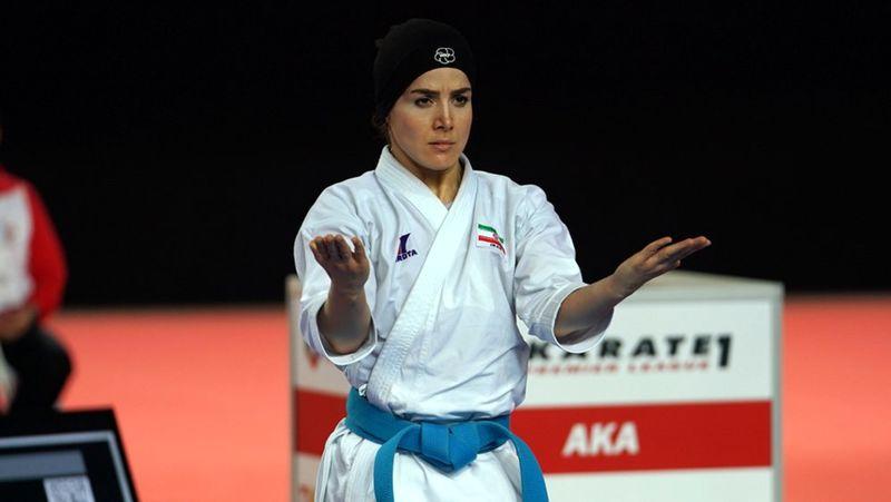 نخستین نماینده ایران از کاراتهوان برلین حذف شد