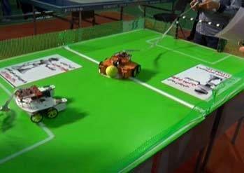 کارگاه رباتیک با بهره گیری از محصولات ایرانی در قم برگزار شد