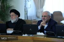 ظریف: اجرای برجام مهمترین برنامه سیاست خارجی در سال 95 بود