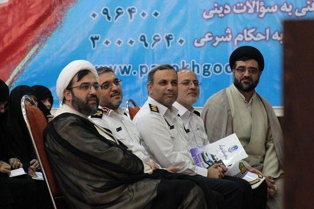 آغاز همکاری ۳۰۰ روحانی با پلیس راهور
