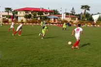 مسابقات فوتبال دانش آموزی کشور در بندرعباس کلید خورد