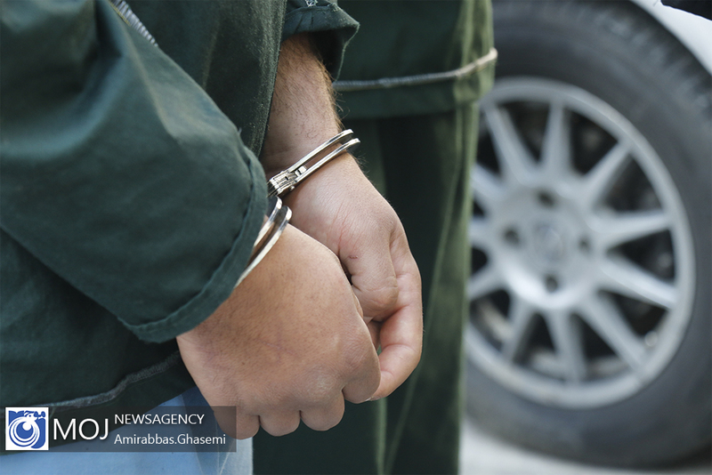 دستگیری باند سارقان باغ و ویلا در ساوجبلاغ