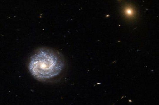 """کهکشانی که نامش شبیه یک """"رمزعبور"""" است"""