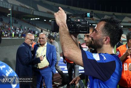 خداحافظی خسرو حیدری از دنیای فوتبال