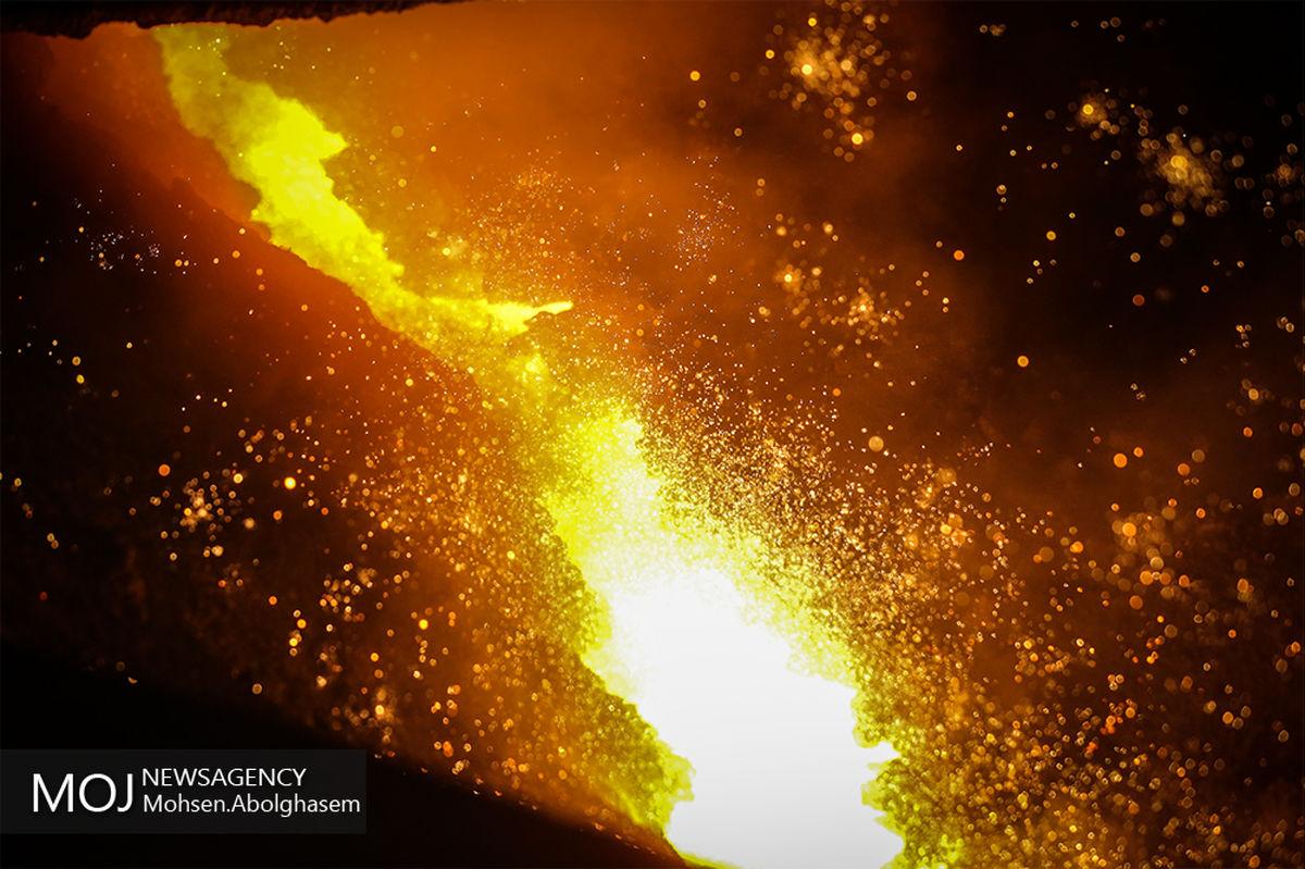 تولید فولاد در منطقه ویژه خلیج فارس به 10 میلیون تن می رسد