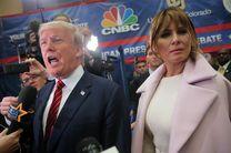 رسوایی اخلاقی در مبارزات انتخاباتی آمریکا / انتشار تصاویر شخصی همسر ترامپ جنجال آفرین شد