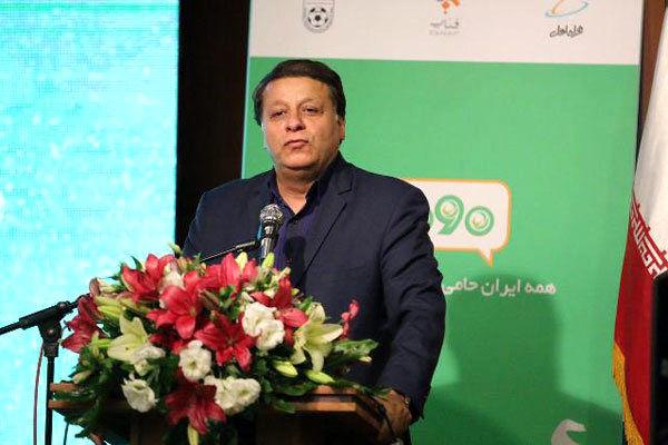 تشکر ساکت از فدراسیون فوتبال آسیا