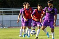حضور 2 بازیکن سپاهان در تیم فوتبال المپیک ایران