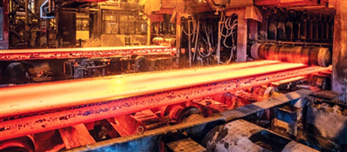 دستیابی به بالاترین میزان تولید فولاد خام در تاریخ فولاد مبارکه