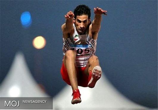 ارزنده هشتمین المپیکی دوومیدانی شد