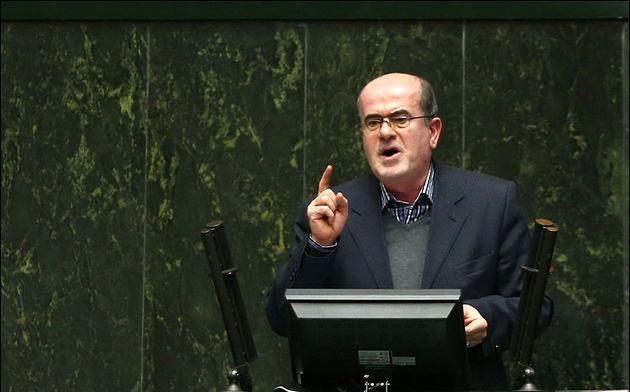 دیدار اعضای فراکسیون مستقلین ولایی با  سه وزیر دولت قبل از استیضاح