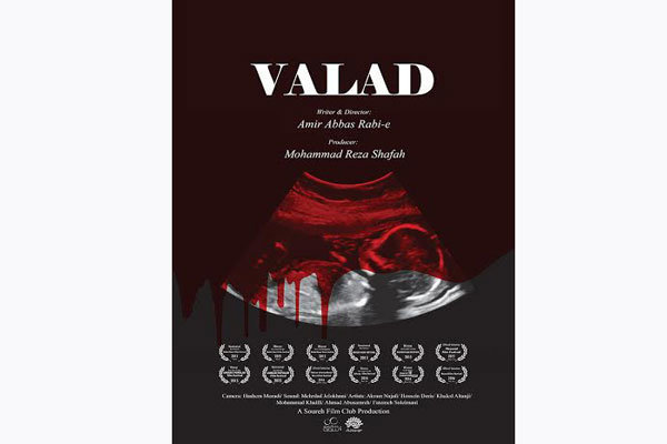 فیلم کوتاه «ولد» در بنگلادش برگزیده شد