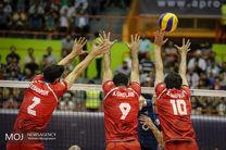 گزارش بازی والیبال ایران و ژاپن / ایران 3  ژاپن 0