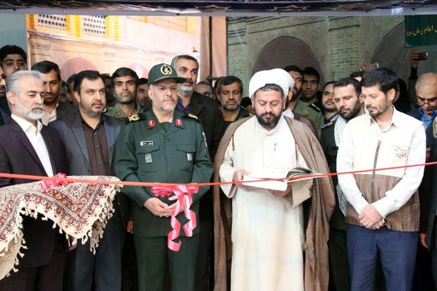 نمایشگاه بزرگ دستاوردهای بسیج استان اصفهان افتتاح شد