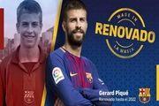 پیکه تا 2022 در بارسلونا می ماند