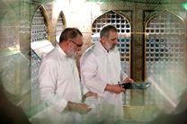 پیام تبریک تولیت آستان قدس رضوی به رئیس جمهور منتخب