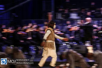 کنسرت نمایش عاشورایی علمدار