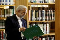افزایش هشت برابری اهدای کتاب به کتابخانه فاطمی