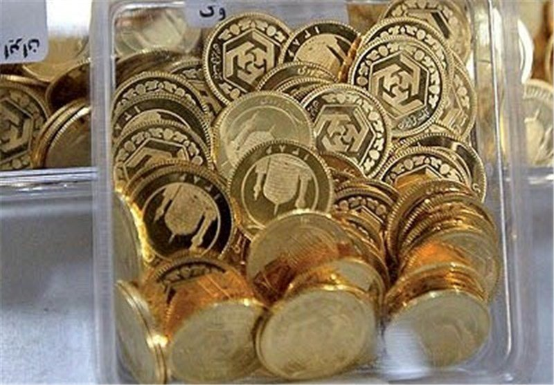 قیمت انواع سکه امروز 27 فروردین 45 هزار تومان گران شد
