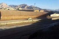 پل زیرگذر اسلام آباد – شهرضا بازگشایی شد