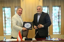 اصفهان و  اتریش میتوانند در زمینه گردشگری و حملونقل همکاری نزدیکی داشته باشند