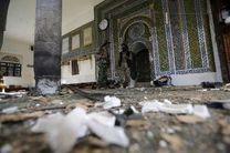 انفجار تروریستی مرگبار در مسجد صنعا
