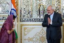 وزیر خارجه هند به تهران آمد