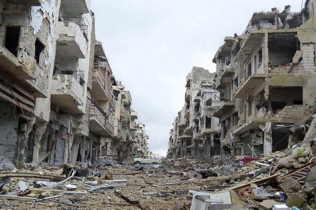کشورهای دشمن سهمی در بازسازی سوریه ندارند
