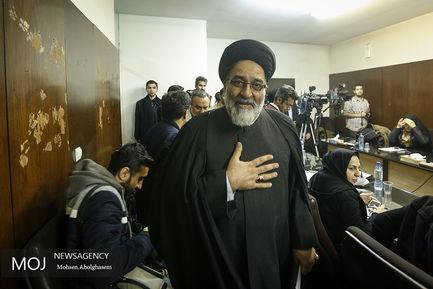 نشست خبری ریيس شورای هماهنگی تبليغات اسلامی استان تهران