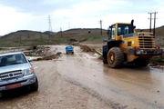 محورهای روستاهای سیل زده شرق هرمزگان بازگشایی شد