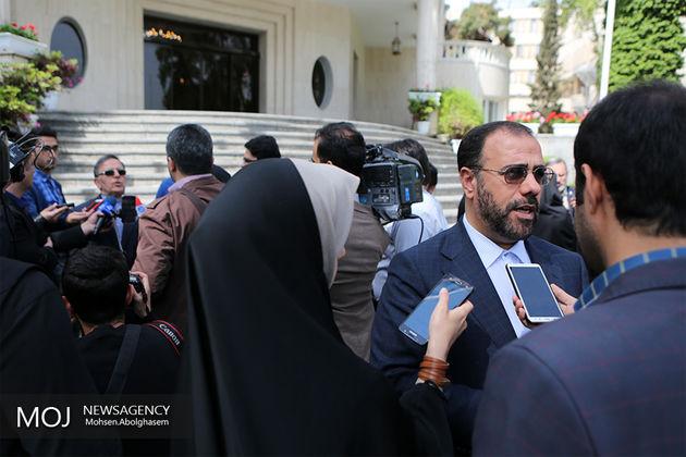 دخالت دولت در انتخاب مجدد لاریجانی تکذیب شد