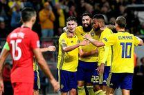ساعت بازی ترکیه و سوئد مشخص شد
