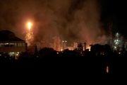 انفجار در یک کارخانه مواد شیمیایی در اسپانیا 1 کشته برجا گذاشت