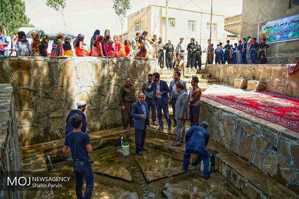افتتاح پروژه های بنیاد مسکن در سنندج