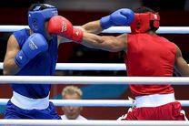 ۳۹ سهمیه بوکس المپیک در باکو تقسیم شد