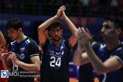 پخش زنده بازی والیبال ایران و روسیه از شبکه سه سیما