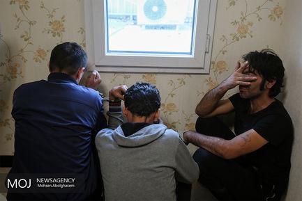 دستگیری سارقان مسلح کلینیک زیبایی در تهران