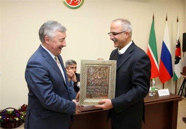 تاکید بر اهمیت تعاملات مطالعات تاریخی ایران و جمهوری تاتارستان روسیه