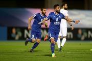 نتیجه بازی استقلال و الاهلی عربستان در نیمه نخست