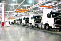 افتتاح فاز نخست کارخانه کامیونسازی در مشگینشهر
