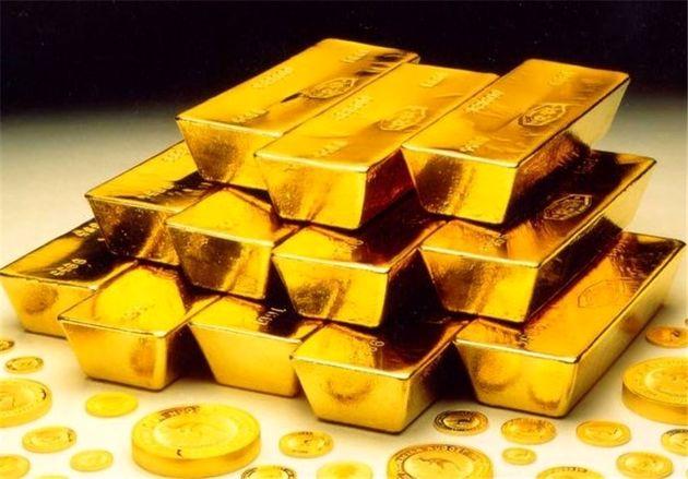 کاهش ۳ درصدی قیمت طلا در هفتهای که گذشت