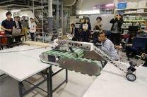 ژاپن ربات جدید ناجی انسان ساخت