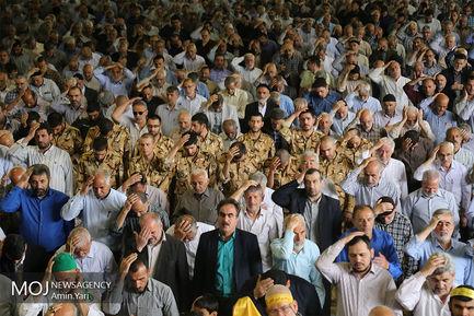 فریضه عبادی سیاسی نماز جمعه تهران