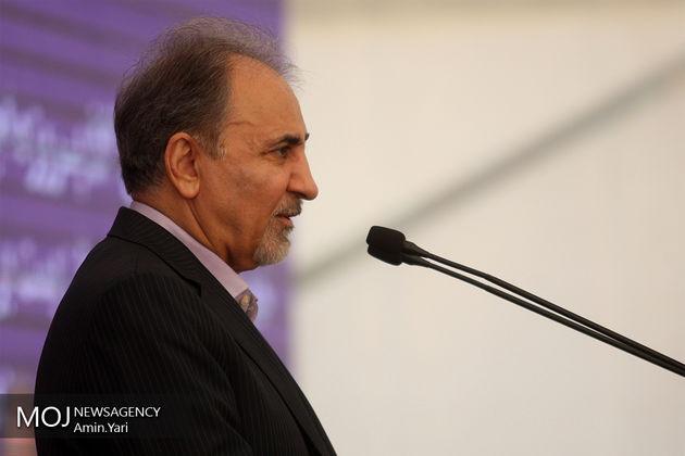 حضور شهردار تهران در برنامه تهران بیست