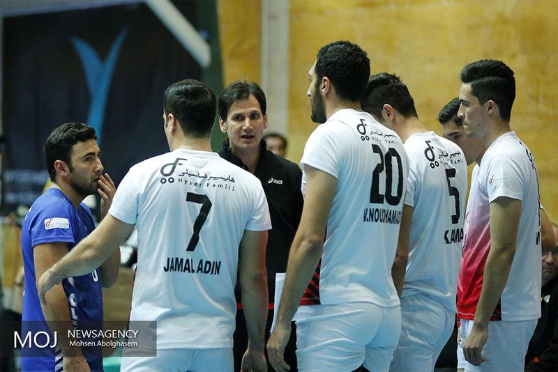 ورود چهار والیبالیست به لیگ برتر ترکیه