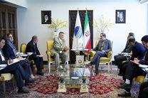 ایران قویا از دولت مشروع و قانونی عراق حمایت می کند