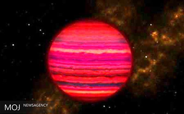 کشف اولین ابرهای حاوی یخ آب در خارج از منظومه شمسی