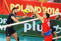 ایران و صربستان به مصاف یکدیگر می روند